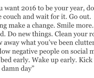 2016, change, and goals image