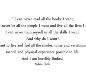 quotes, sylvia plath, and life image