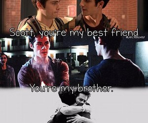 teen wolf and sciles image