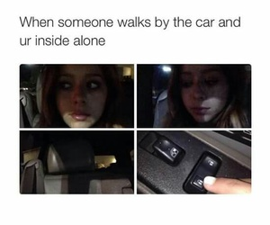 car, funny, and lol image