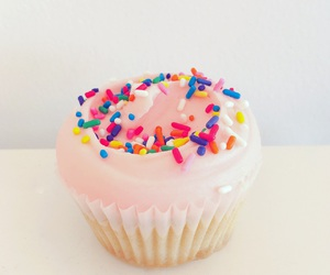 cupcake, magnolia bakery, and new york image