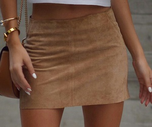 clothes, pretty, and skirt image