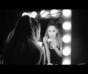 focus, ariana grande, and video image