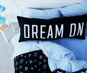 bedroom, interior design, and dream on image