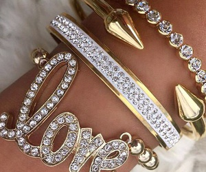 love, accessories, and diamond image
