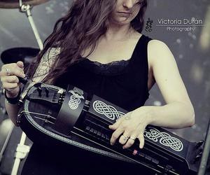 hurdy gurdy, eluveitie, and folk metal image