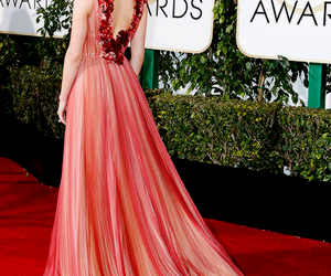 amber heard, golden globes, and style image