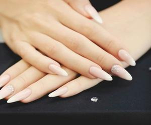beautiful, classy, and nail image