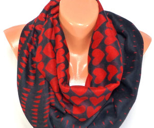 etsy, scarf, and valentines day gift image