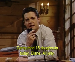 funny and Twin Peaks image