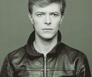 david bowie, bowie, and black and white image