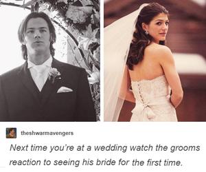 wedding, jared padalecki, and Jensen Ackles image