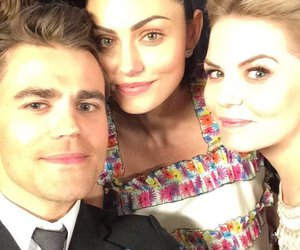 paul wesley, Jennifer Morrison, and once upon a time image