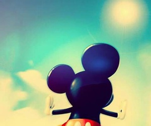 disney, mickey, and raton image