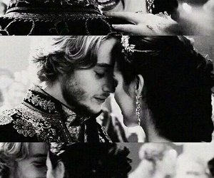reign, francis, and frary image