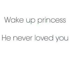 love, princess, and never image