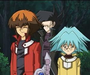 chazz princeton, yu-gi-oh gx, and jaden yuki image