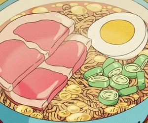 food, naruto, and ramen image