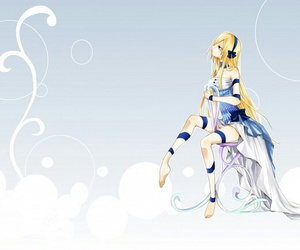 anime, vocaloid, and girl image