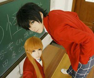 cosplay, anime, and tonari no kaibutsu kun image