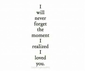 never, you, and loving image