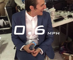 john o'callaghan, the maine, and snapchat image