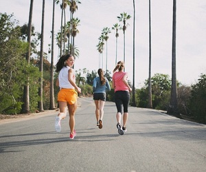 nike, fit, and girl image