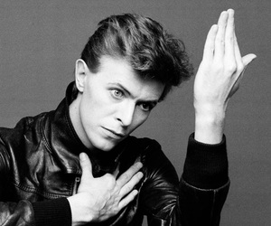 david bowie, heroes, and music image
