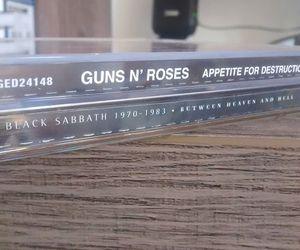 Black Sabbath, Guns N Roses, and hard rock image