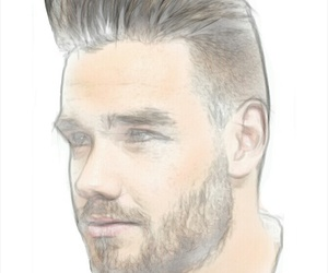 liam payne, one direction fan art, and one direction image