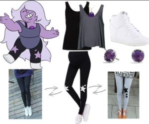 amethyst, cosplay, and costume image
