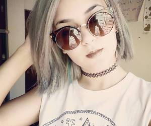argentina, girl, and gray hair image
