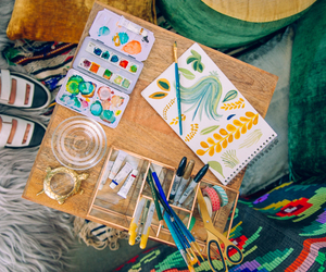 art, artist, and crafts image