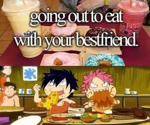 fairy tail, anime, and funny image