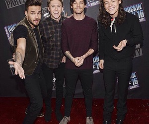 liam payne, niall horan, and louis tomlinson image