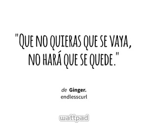 frases, ginger, and quotes image