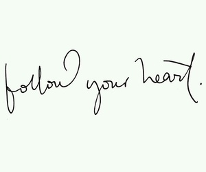 follow your heart image