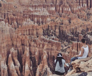 canyon, travel, and trip image