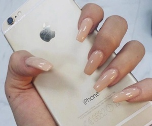 inspiration, nails, and iphone image