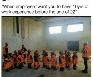 funny and work image