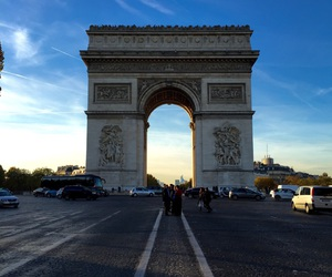 landmark, paris, and love image