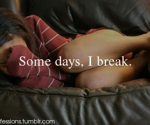 break, days, and i image