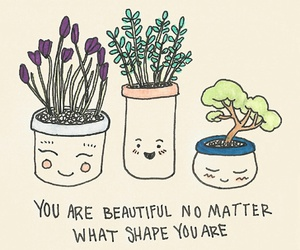 quotes, beautiful, and plants image