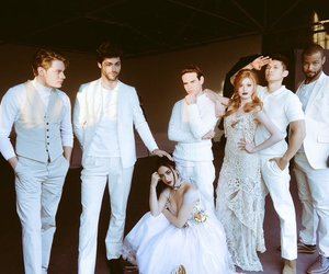 cast, shadowhunters, and bello magazine image