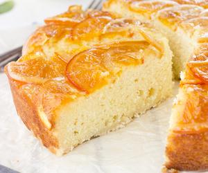 citrus, dessert, and food image