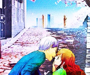 anime, hetalia, and hungary image
