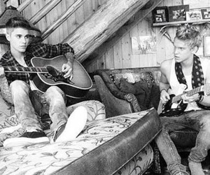 justin bieber, cody simpson, and beliebers image