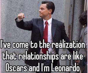 funny and leonardo dicaprio image