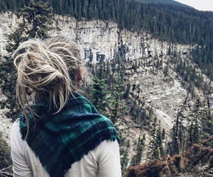 beautiful, girl, and travel image