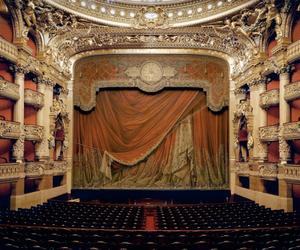 design, interior, and theatre image